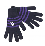 2013-15 Scotland Macron Rugby Winter Fleece Glove (Navy)