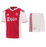 2018-2019 Ajax Adidas Home Mini Kit