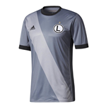 2018-2019 Legia Warsaw Adidas Away Football Shirt