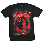 Deadpool T-shirt 305508
