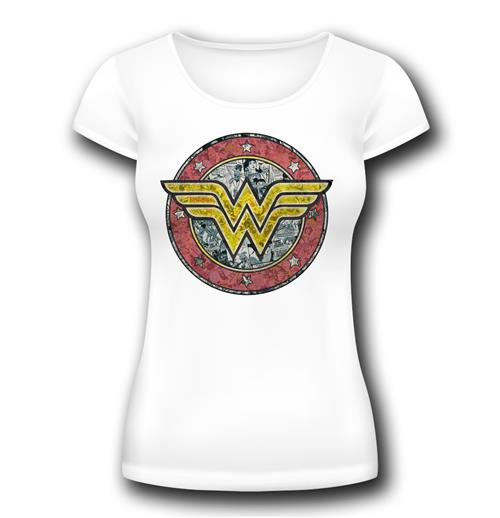Wonder Woman Comics T-shirt