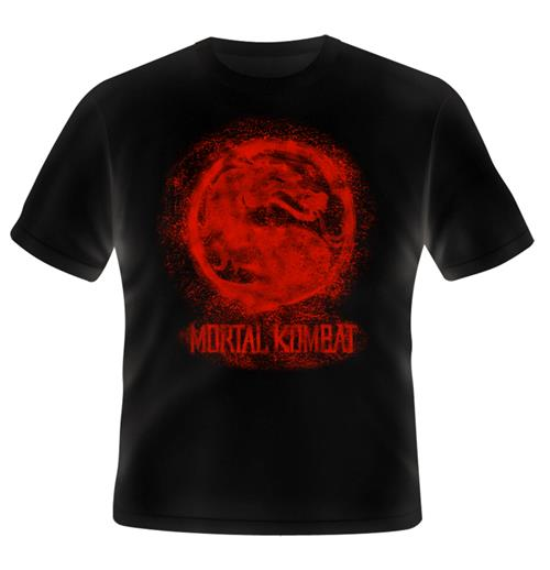 Mortal Kombat T-shirt 305549