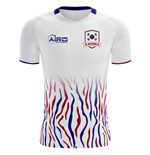 2018-2019 South Korea Away Concept Football Shirt