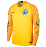 2018-2019 England Home Nike Goalkeeper Shirt (Yellow)