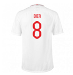 2018-2019 England Home Nike Football Shirt (Dier 4)