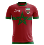 2018-2019 Morocco Third Concept Football Shirt