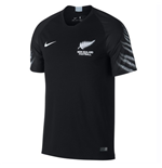 2018-2019 New Zealand Away Nike Football Shirt