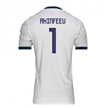 2018-2019 Russia Away Adidas Football Shirt (Akinfeev 1) - Kids