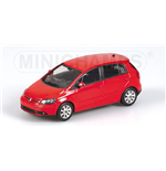 VOLKSWAGEN GOLF PLUS 2004 RED