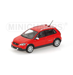 VOLKSWAGEN CROSS POLO 2006 RED