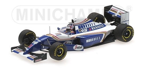 WILLIAMS RENAULT FW16 NIGEL MANSELL F1 COMEBACK FRENCH GP 1994