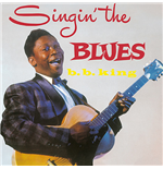 Vynil B.B. King - Singin The Blues