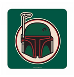 Star Wars Coaster Boba Fett Case (6)