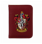 Harry Potter Travel Pass Holder Gryffindor Crest