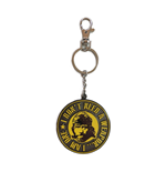 Chuck Norris Metal Keychain Missing In Action
