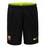 2018-2019 Barcelona Home Nike Goalkeeper Shorts (Black)