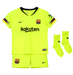 2018-2019 Barcelona Away Nike Baby Kit
