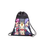 Pokemon - Team Rocket Gym Bag Gym Bags U Multicolor