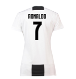 2018-19 Juventus Womens Home Shirt (Ronaldo 7)