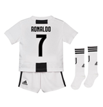 2018-19 Juventus Home Mini Kit (Ronaldo 7)