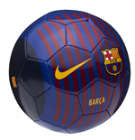 2018-2019 Barcelona Nike Skills Football (Red-Blue)