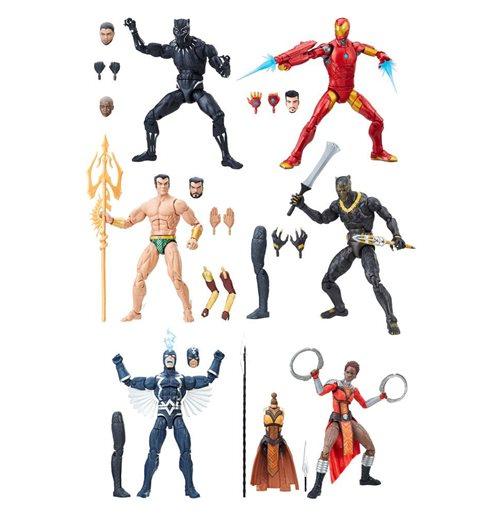 Buy Marvel Legends Series Action Figures 15 Cm Black Panther 2018