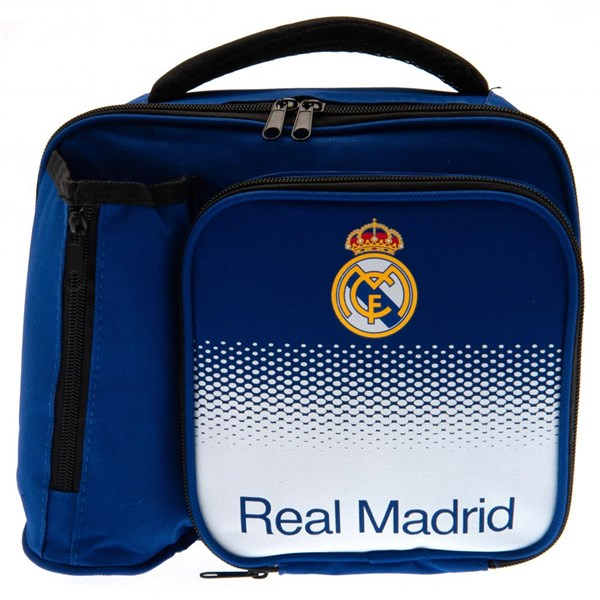 Real Madrid F.C. Fade Lunch Bag
