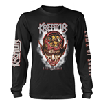 Kreator Long Sleeves T-shirt Coma Of Souls