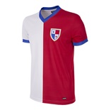 Panama 1986 Short Sleeve Retro Football Shirt