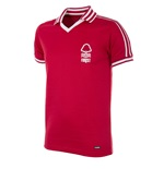 Nottingham Forest 1976-1977 Short Sleeve Retro Shirt