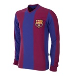 FC Barcelona 1916 - 17 Long Sleeve Retro Football Shirt