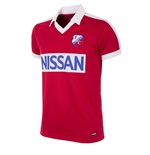 FC Utrecht 1987 - 88 Short Sleeve Retro Football Shirt