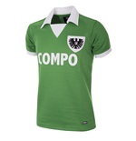 SC Preussen Münster 1977 - 78 Short Sleeve Retro Football Shirt