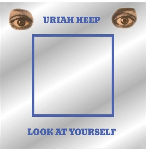 Vynil Uriah Heep - Look At Yourself (Rsd 2018)
