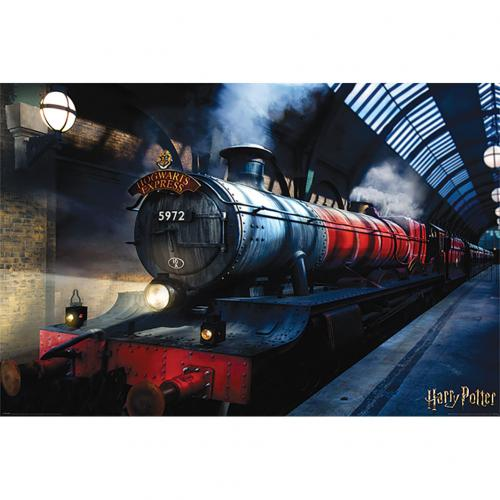 Harry Potter Poster Hogwarts Express 254