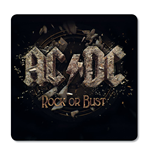 AC/DC Coaster Pack Rock Or Bust (6)