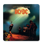 AC/DC Coaster Pack Let There Be Rock (6)