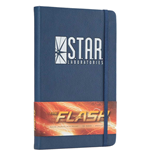 The Flash Hardcover Ruled Journal S.T.A.R. Labs