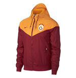 2018-2019 Galatasaray Nike Authentic Windrunner Jacket (Pepper Red)