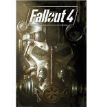 Fallout 4 Poster - Mask - 61x91,5 Cm