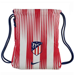 2018-2019 Atletico Madrid Nike Allegiance Gym Sack (Red)