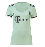 2018-2019 Bayern Munich Adidas Away Womens Shirt