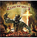 Vynil Bloodbound - Unholy Cross (Yellow Vinyl)
