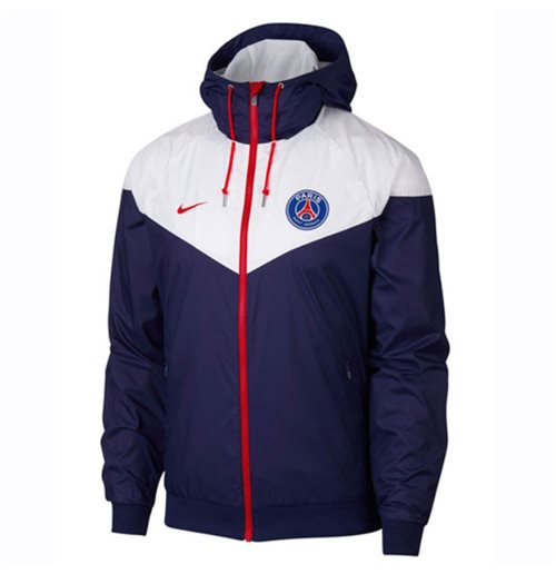 save off wide varieties finest selection 2018-2019 PSG Nike Authentic Windrunner Jacket (Navy)