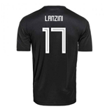 2018-2019 Argentina Away Adidas Football Shirt (Lanzini 17)