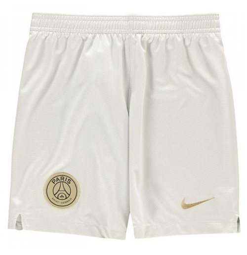 2018-2019 PSG Away Nike Football Shorts (Kids)