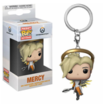 Overwatch Pocket POP! Vinyl Keychain Mercy 4 cm