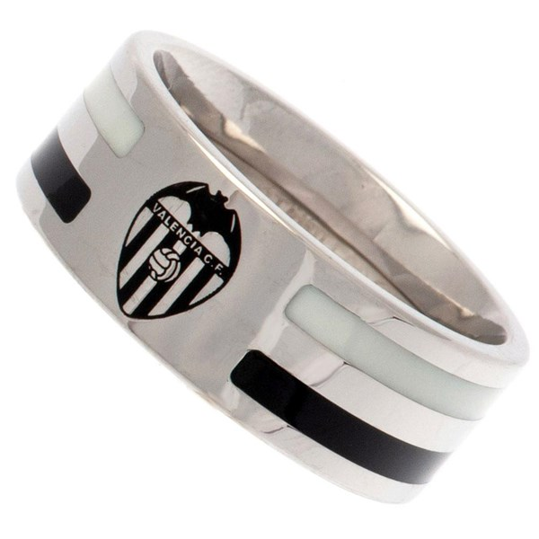 Valencia C.F. Colour Stripe Ring Medium