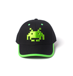 Space Invaders - Classic Invader Curved Bill Cap