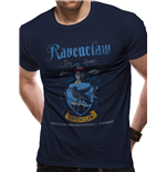 Harry Potter - Ravenclaw Quidditch - Unisex T-shirt Blue